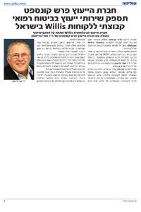 שירותי-ייעוץ-ללקוחות-Wilis-בישראל